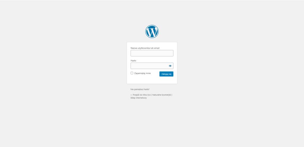 Jak dodać instalację WordPressa w panelu nazwa.pl3 Ola Dąbrowa